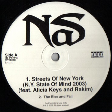 Nas - Streets Of New York EP