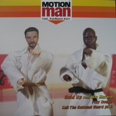 Motion Man - Hold Up / Play Dough / Call The National Guard pt.2