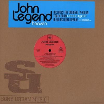 John Legend - Heaven