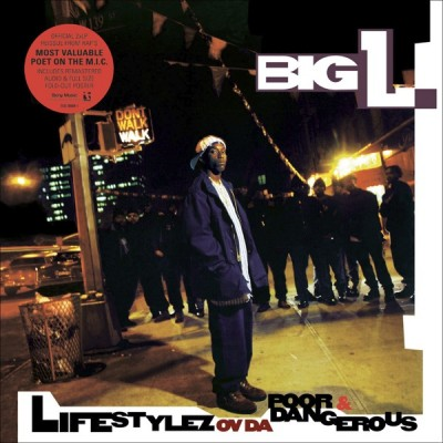 Big L - Lifestylez Ov Da Poor & Dangerous