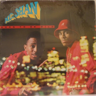 MC Shan - Born To Be Wild