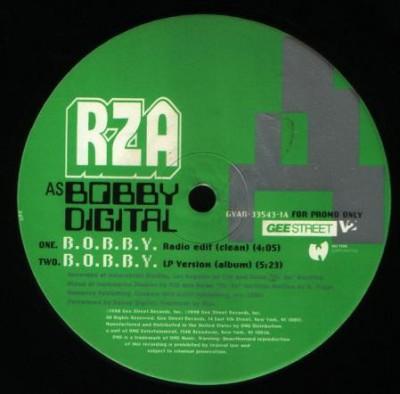 RZA - B.O.B.B.Y. / Holocaust