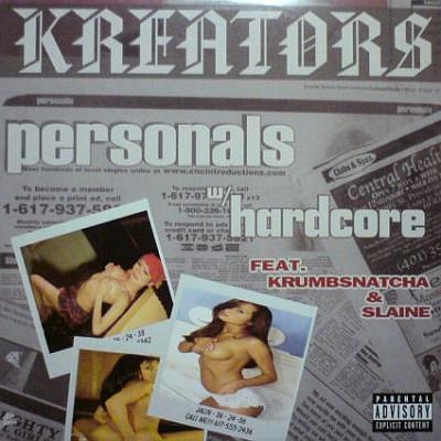 Kreators - Personals / Hardcore