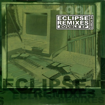 DJ Eclipse - Eclipse Remixes Circa 94