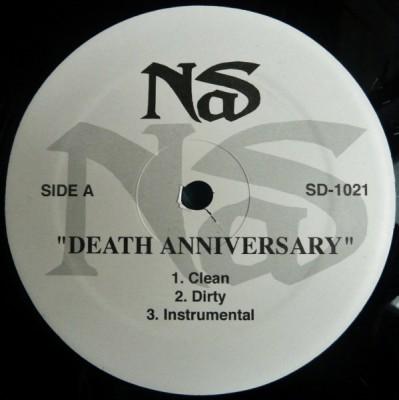 Nas - Death Anniversary