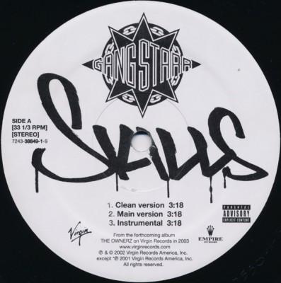 Gang Starr - Skills / Natural