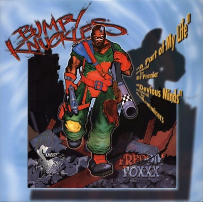 Bumpy Knuckles - A Part Of My Life / Devious Minds