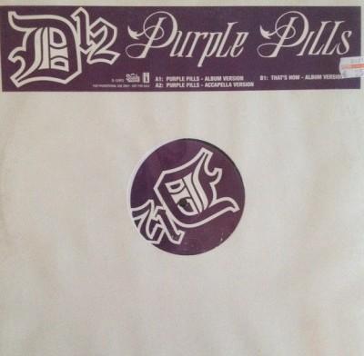 D12 - Purple Pills / That's How...