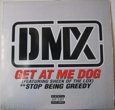 DMX - Get At Me Dog