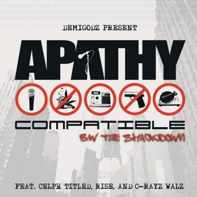 Apathy - Compatible / The Smackdown