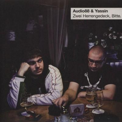 Audio88 & Yassin - Zwei Herrengedeck, Bitte.
