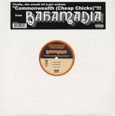 Bahamadia - Commonwealth (Cheap Chicks)