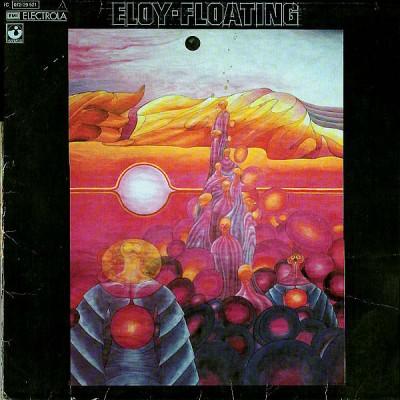 Eloy - Floating