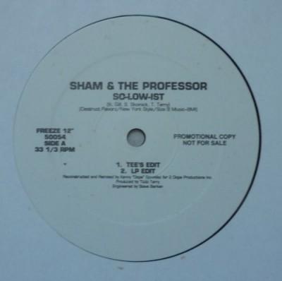 Sham & The Professor - So-Low-Ist