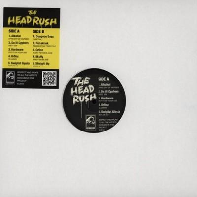 Various - Head Rush E.P.