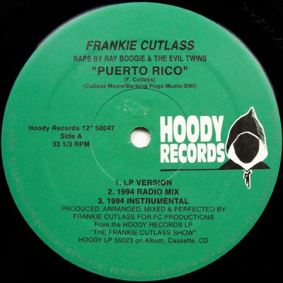 Frankie Cutlass - Puerto Rico