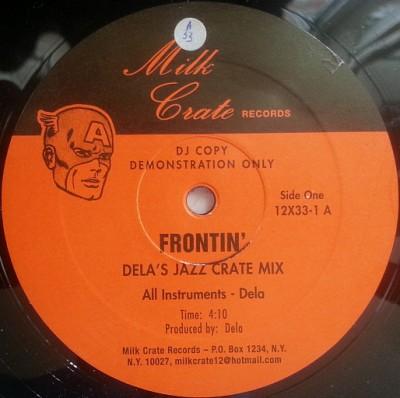 Pharrell Williams - Frontin' (Dela's Jazz Crate Mix)