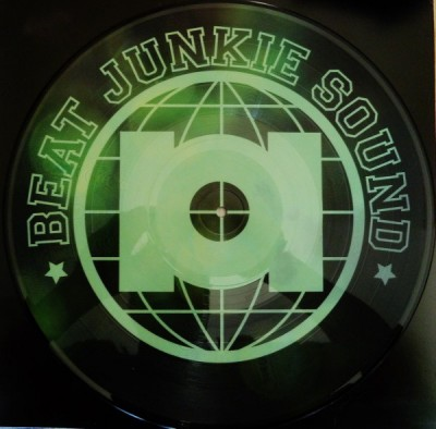 Beat Junkies - Beat Junkie Sound Presents The Beat Junkie Picture Disc Collection