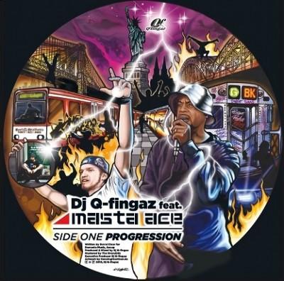Dj Q-fingaz feat. Masta Ace - Progression