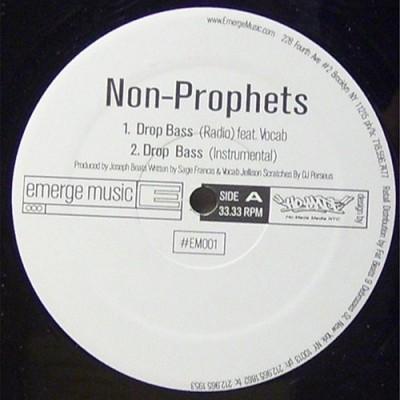 Non-Prophets - Drop Bass