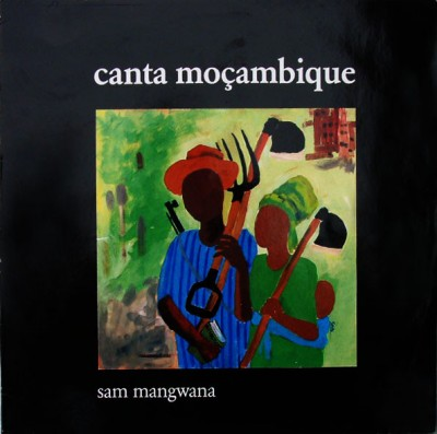 Sam Mangwana - Canta Moçambique