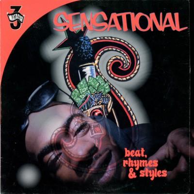 Sensational - Beat, Rhymes & Styles