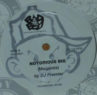 Notorious B.I.G. - Megamixes