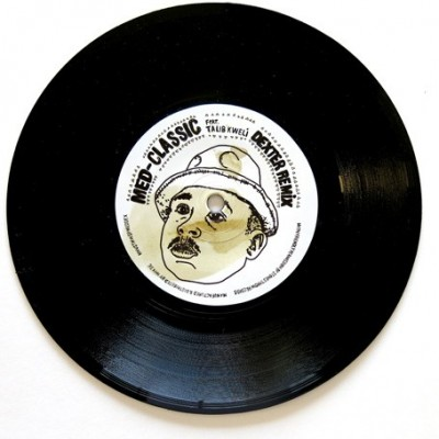 Medaphoar Feat. Talib Kweli - Classic (Dexter Remix)