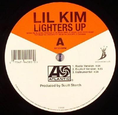 Lil' Kim - Lighters Up / Whoa
