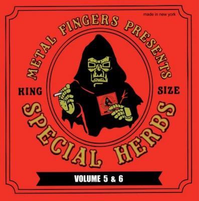 Metal Fingers - Special Herbs Vol. 5 & 6