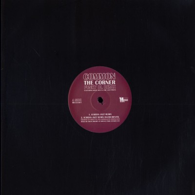 Common - The Corner / Boom! (Funky DL Remix)