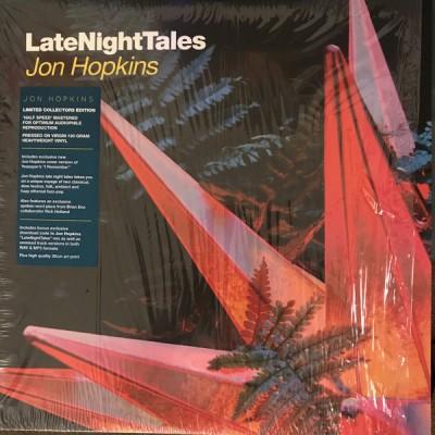 Jon Hopkins - LateNightTales