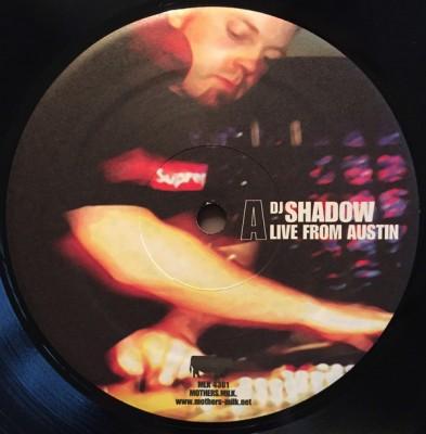 DJ Shadow - Live From Austin