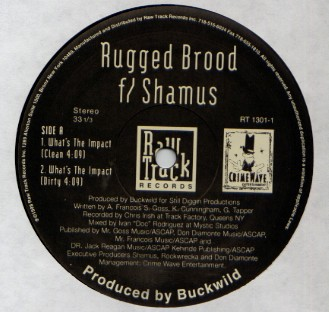 Rugged Brood - What's The Impact