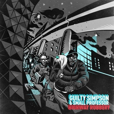 Guilty Simpson - Highway Robbery