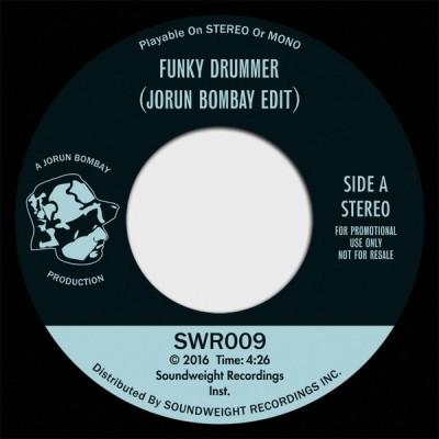 Jorun Bombay - Funky Drummer (Jorun Bombay Edit)