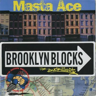 Masta Ace - Brooklyn Blocks / Last Bref