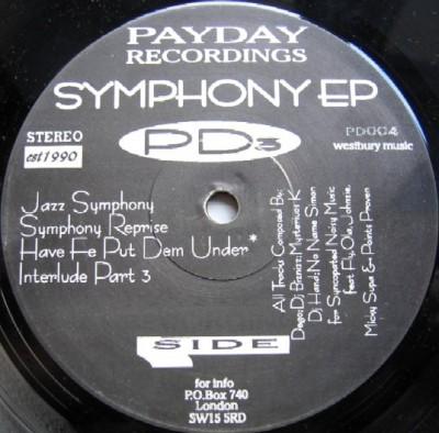 PD 3 - Symphony EP