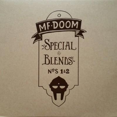 MF Doom - Special Blends N°S 1 & 2