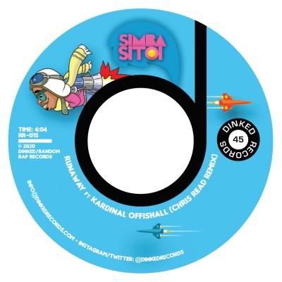 Simba Sitoi (feat. Kardinal Offishall) - Runaway (Chris Read Remix / Instrumental)