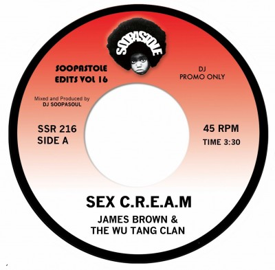 James Brown & Wu-Tang Clan - Sex C.R.E.A.M.