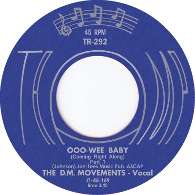 D.M. Movements - Ooo Wee Baby