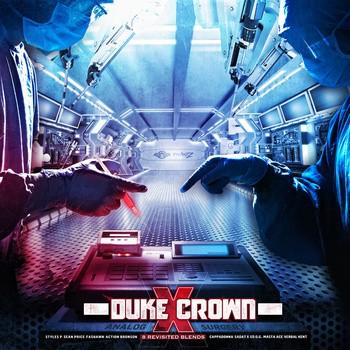 DJ Duke & Crown- Analog Surgery