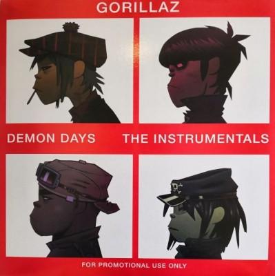 Gorillaz - Demon Days Instrumentals