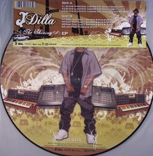 J Dilla - The Shining EP