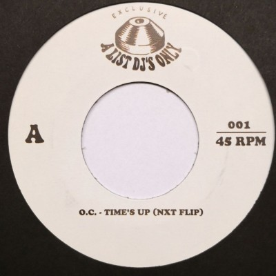 O.C. - Time's Up (NXt Flip)