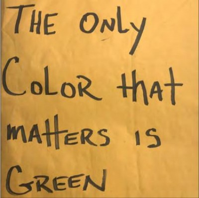 Pacewon & Mr.Green - The Only Color That Matters Is Green