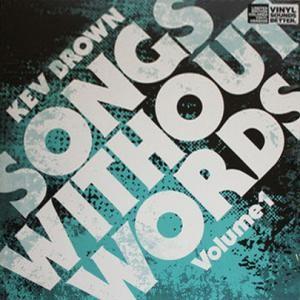 Kev Brown - Songs Without Words Volume 1 (Orange Vinyl)