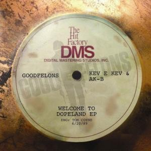 Kev E Kev & AK-B - Welcome To Dopeland EP