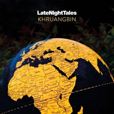 Various - Khruangbin: Late Night Tales (Limited Orange Vinyl)